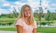 Maple Grove Senior High senior Tristana Tatur