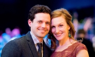 Yellow Tree Theatre founders Jason Peterson & Jessica Lind Peterson