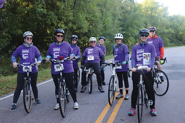 PurpleStride is a powerful vehicle for  fundraising and awareness.