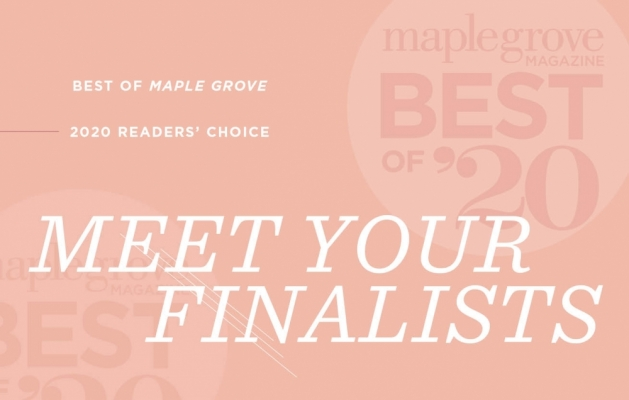 Meet the Best of Maple Grove 2020 finalists