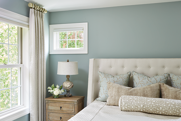 Master Bedroom And Bathroom Go From Redo To Retreat
