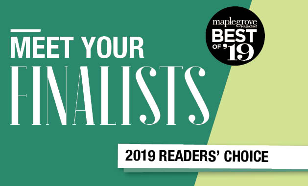2019 Best of Maple Grove finalists