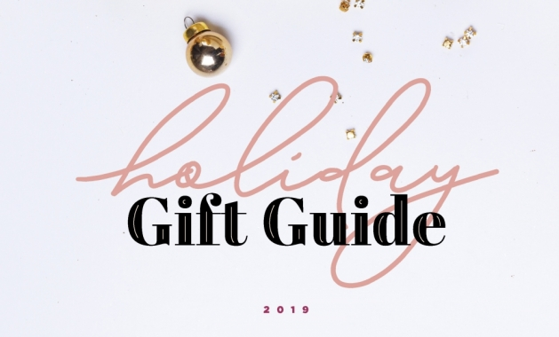 The cover of the 2019 Holiday Gift Guide