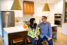 Couple puts Minnesota on the national design map with HGTV show Stay or Sell