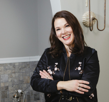Amy Adams, owner of Woodhouse Day Spa locations in Maple Grove and Woodbury