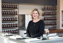 Sue Brady, Owner of Olfactory Scent Studio