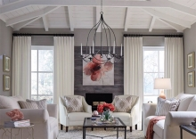 A room designed by Shelly's Interior Concepts
